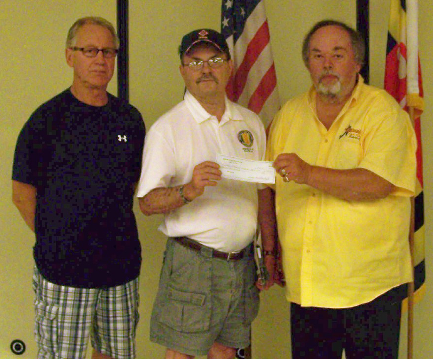 Check Presentation - Vietnam Veterans of America Chapter 142